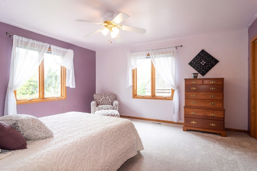 Real Estate Photography - 308 S Derbyshire, Arlington Heights, IL, 60004 - 3rd Bedroom