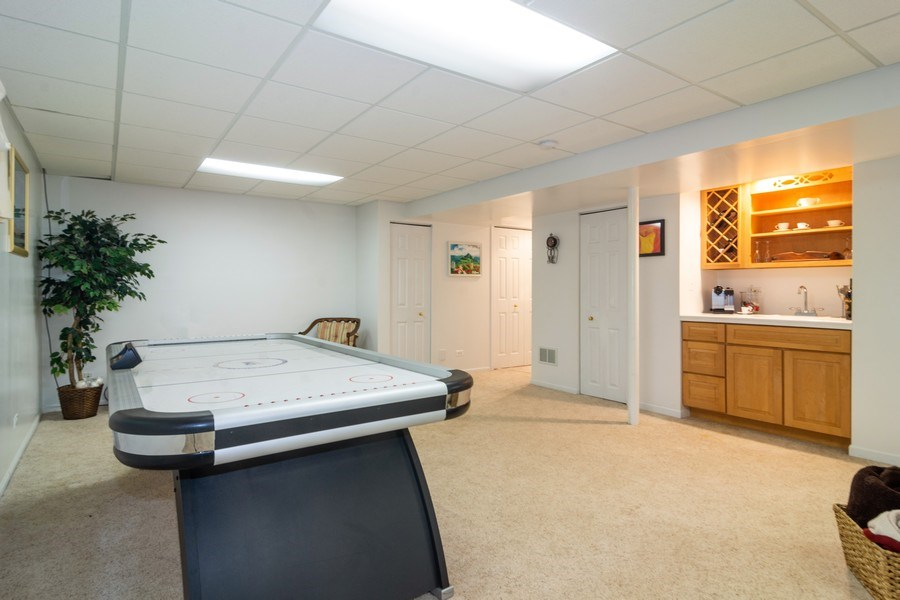 Real Estate Photography - 308 S Derbyshire, Arlington Heights, IL, 60004 - Basement
