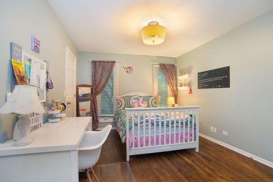Real Estate Photography - 813 Heatherstone Drive, Schaumburg, IL, 60173 - Bedroom