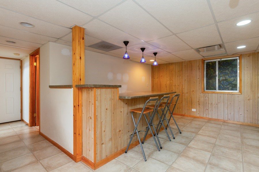 Real Estate Photography - 2408 Ridge Road, Cary, IL, 60013 - Lower Level