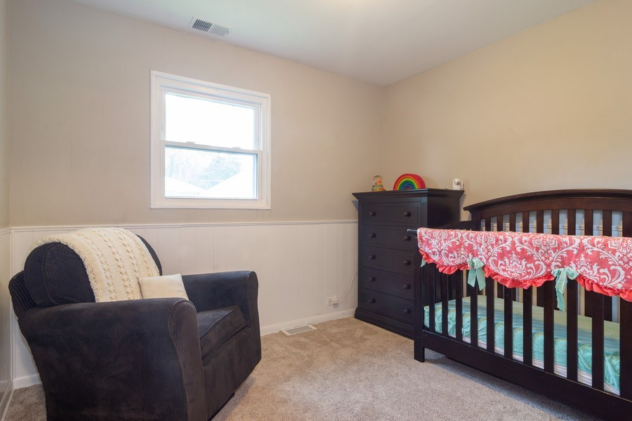 Real Estate Photography - 2704 Sigwalt Street, Rolling Meadows, IL, 60008 - 3rd Bedroom