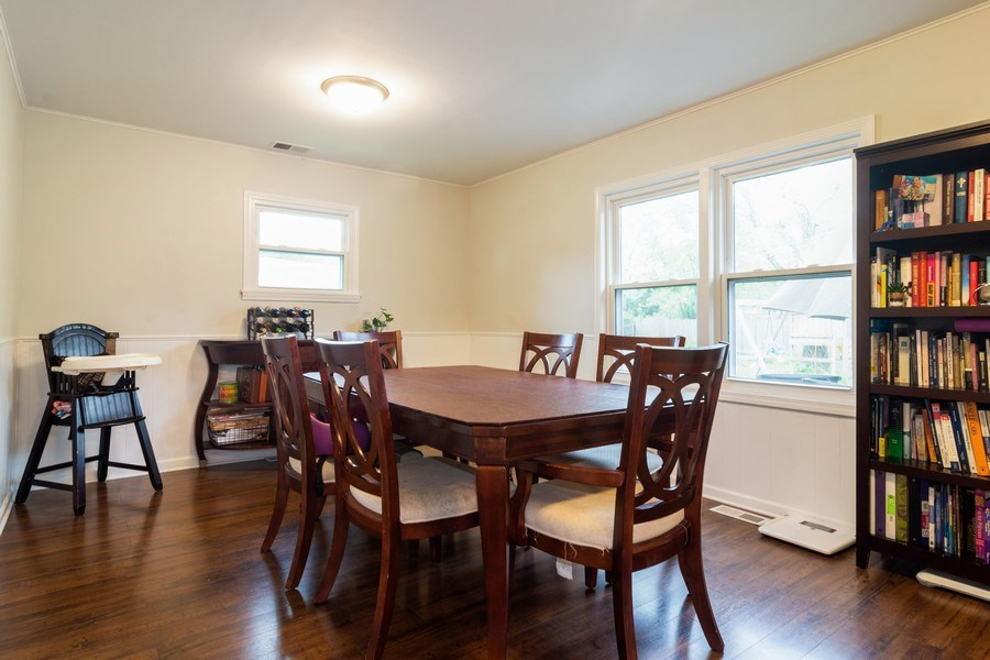 Real Estate Photography - 2704 Sigwalt Street, Rolling Meadows, IL, 60008 - Dining Room