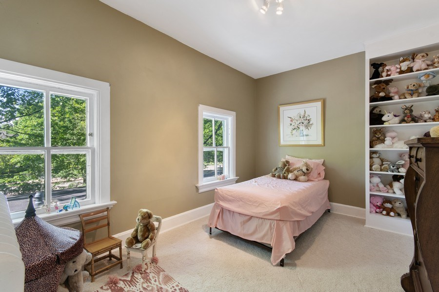 Real Estate Photography - 135 South Lincoln St, Batavia, IL, 60510 - 2nd Bedroom