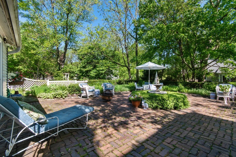 Real Estate Photography - 135 South Lincoln St, Batavia, IL, 60510 - Back Yard