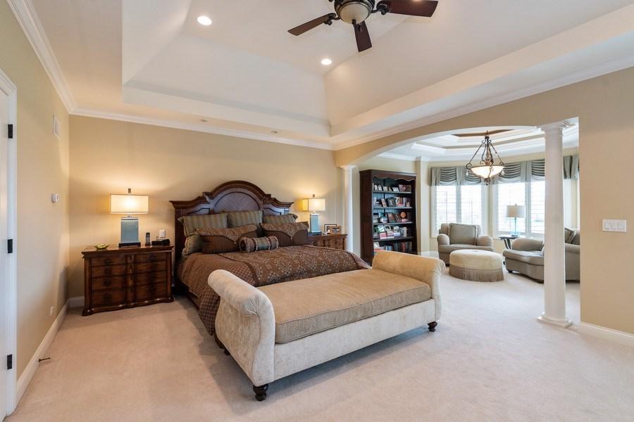 Real Estate Photography - 22332 N. GREENMEADOW Drive, Kildeer, IL, 60047 - Master Bedroom