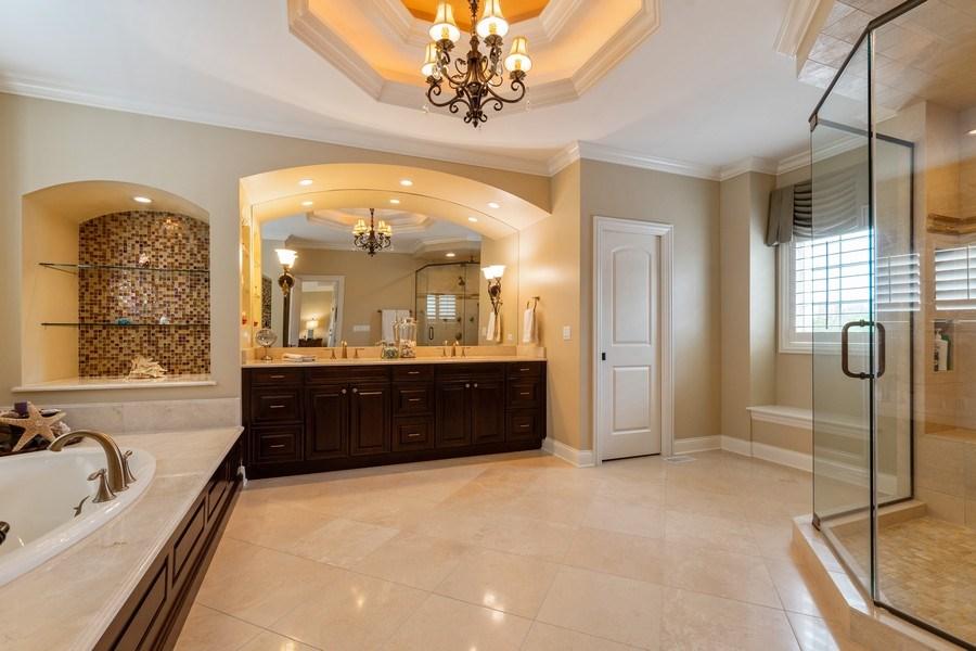 Real Estate Photography - 22332 N. GREENMEADOW Drive, Kildeer, IL, 60047 - Master Bathroom