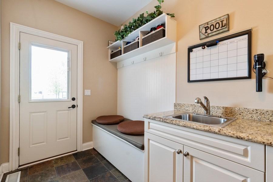 Real Estate Photography - 22332 N. GREENMEADOW Drive, Kildeer, IL, 60047 - Mudroom