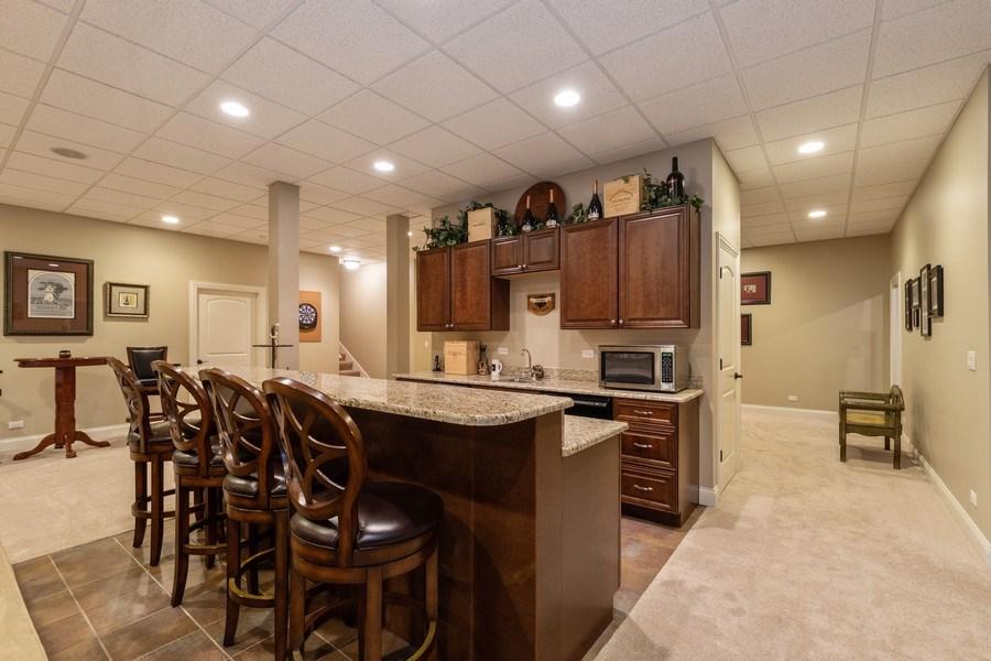Real Estate Photography - 22332 N. GREENMEADOW Drive, Kildeer, IL, 60047 - Basement