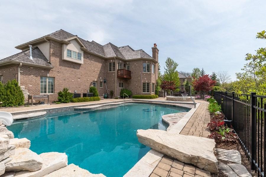 Real Estate Photography - 22332 N. GREENMEADOW Drive, Kildeer, IL, 60047 - Pool