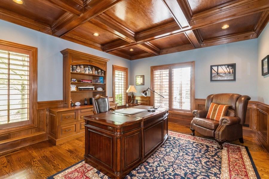 Real Estate Photography - 22332 N. GREENMEADOW Drive, Kildeer, IL, 60047 - Office