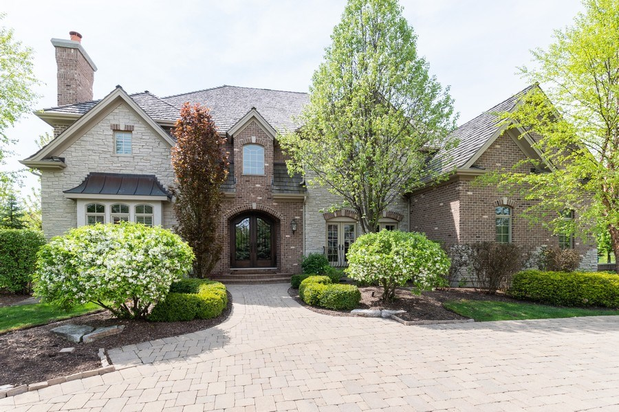Real Estate Photography - 22332 N. GREENMEADOW Drive, Kildeer, IL, 60047 - Front View