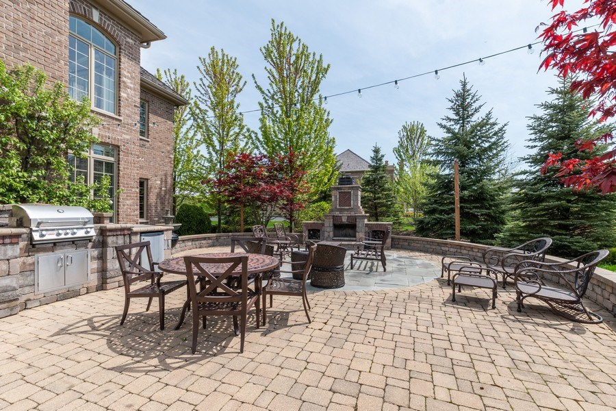 Real Estate Photography - 22332 N. GREENMEADOW Drive, Kildeer, IL, 60047 - Patio