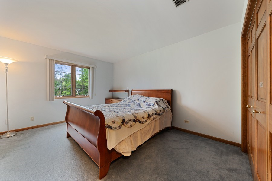 Real Estate Photography - 8738 Kentwood Court, Darien, IL, 60561 - 2nd Bedroom