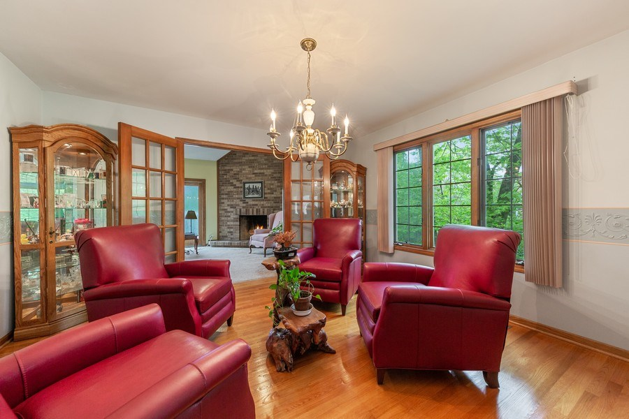 Real Estate Photography - 8738 Kentwood Court, Darien, IL, 60561 - Dining Room
