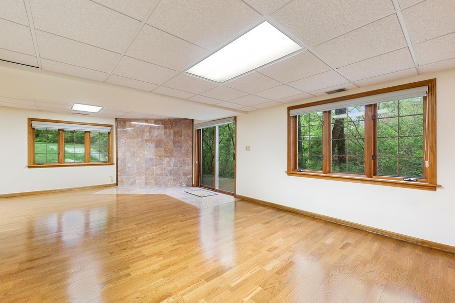 Real Estate Photography - 8738 Kentwood Court, Darien, IL, 60561 - Basement