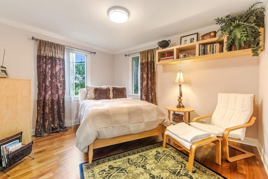 Real Estate Photography - 3703 Springdale Ave, Glenview, IL, 60025 - Bedroom 3