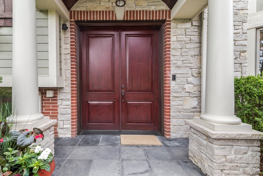 Real Estate Photography - 3703 Springdale Ave, Glenview, IL, 60025 - Formal Entry