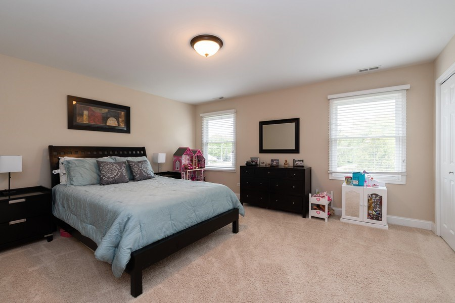 Real Estate Photography - 4956 Paxton Road, Oak Lawn, IL, 60453 - 3rd Bedroom
