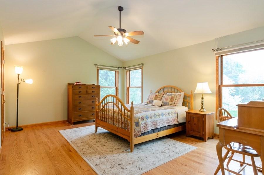 Real Estate Photography - 1210 Alexandra Boulevard, Crystal Lake, IL, 60014 - Master Bedroom
