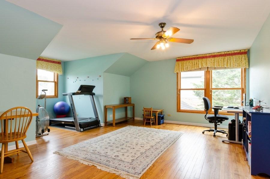 Real Estate Photography - 1210 Alexandra Boulevard, Crystal Lake, IL, 60014 - Bonus Room