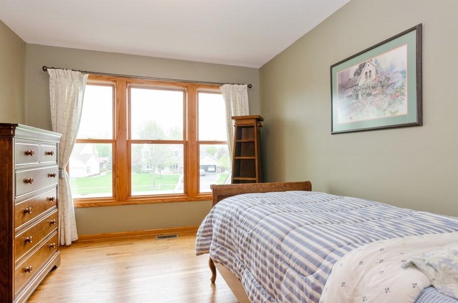 Real Estate Photography - 1210 Alexandra Boulevard, Crystal Lake, IL, 60014 - 4th Bedroom