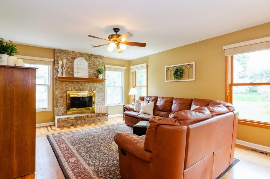 Real Estate Photography - 1210 Alexandra Boulevard, Crystal Lake, IL, 60014 - Family Room