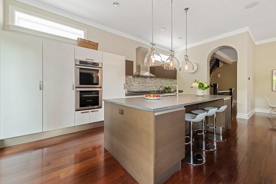 Real Estate Photography - 1660 N. Oakley Avenue, Chicago, IL, 60647 - Modulnova Italian Cabinetry