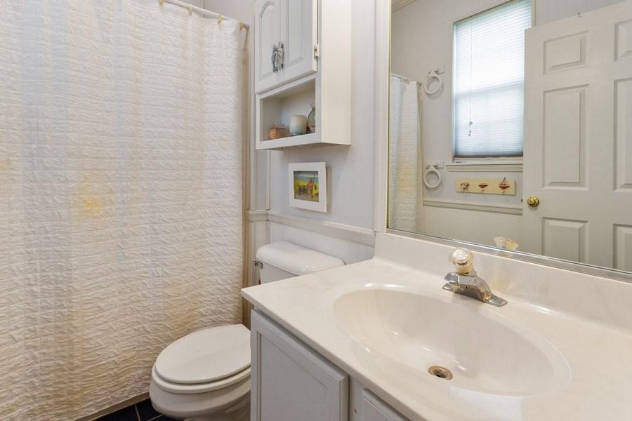 Real Estate Photography - 2109 Vermette Circle, Plainfield, IL, 60586 - Master Bathroom