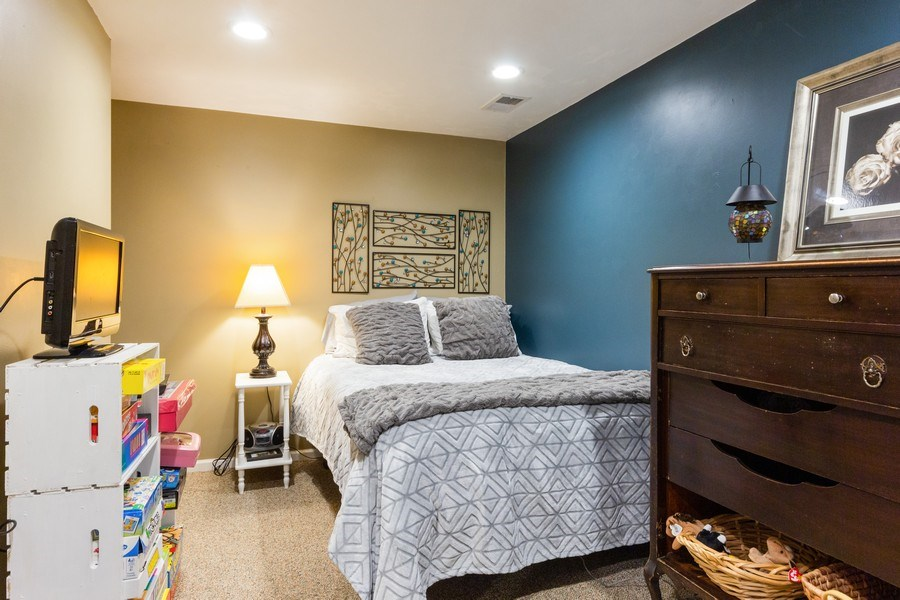 Real Estate Photography - 2109 Vermette Circle, Plainfield, IL, 60586 - 3rd Bedroom