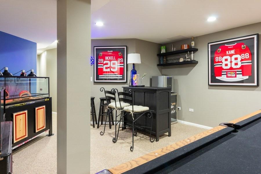 Real Estate Photography - 2109 Vermette Circle, Plainfield, IL, 60586 - Basement