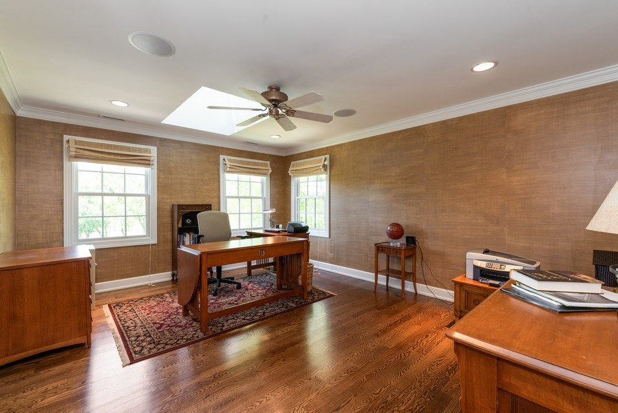 Real Estate Photography - 20400 Windflower Court, Mundelein, IL, 60060 - 2nd Bedroom