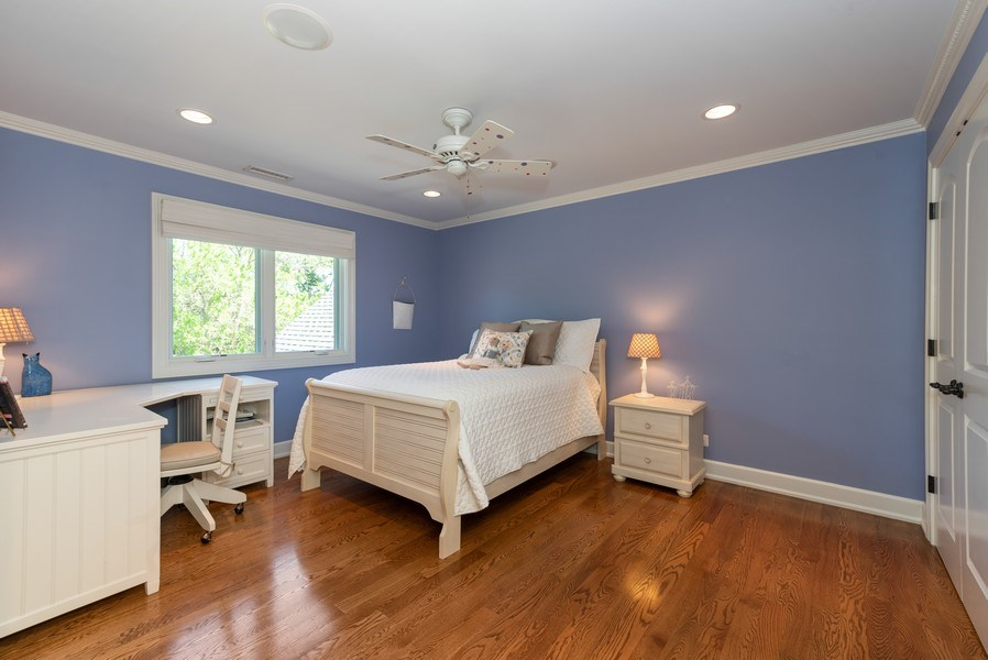 Real Estate Photography - 20400 Windflower Court, Mundelein, IL, 60060 - 4th Bedroom