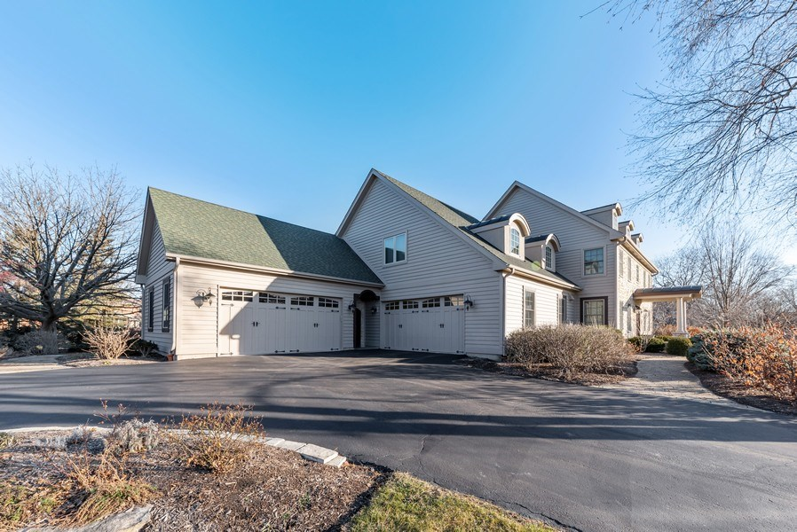 Real Estate Photography - 20400 Windflower Court, Mundelein, IL, 60060 - Side View