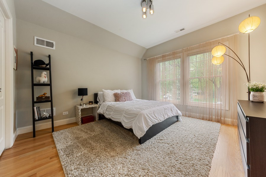 Real Estate Photography - 707 W. Lynnwood Avenue, Arlington Heights, IL, 60004 - 3rd Bedroom