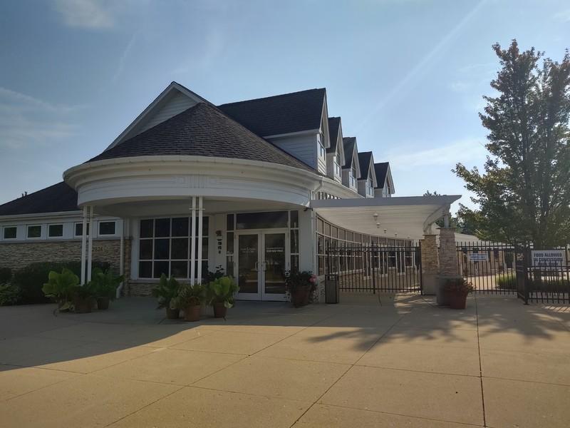 Real Estate Photography - 5520 Bergamot Lane, Naperville, IL, 60564 - South Pointe Swim Club