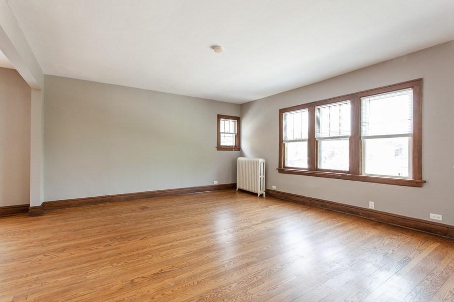 Real Estate Photography - 244 Des Plaines Ave, Forest Park, IL, 60130 - Living Room