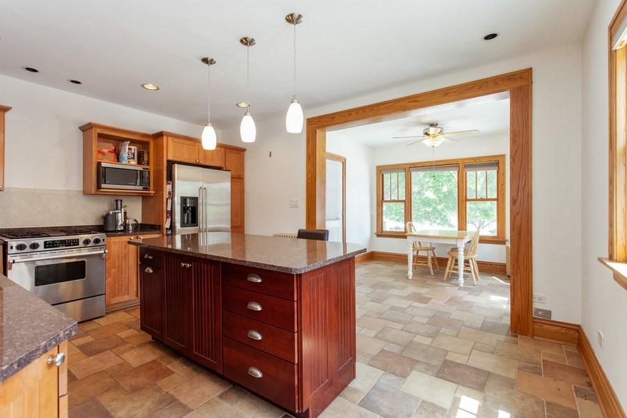 Real Estate Photography - 244 Des Plaines Ave, Forest Park, IL, 60130 - Kitchen