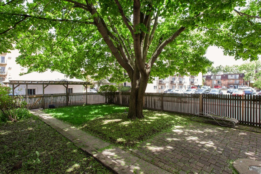 Real Estate Photography - 244 Des Plaines Ave, Forest Park, IL, 60130 - Back Yard