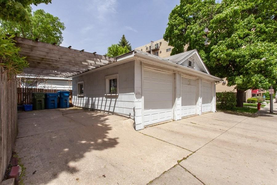 Real Estate Photography - 244 Des Plaines Ave, Forest Park, IL, 60130 - Driveway