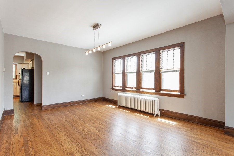 Real Estate Photography - 244 Des Plaines Ave, Forest Park, IL, 60130 - Dining Area