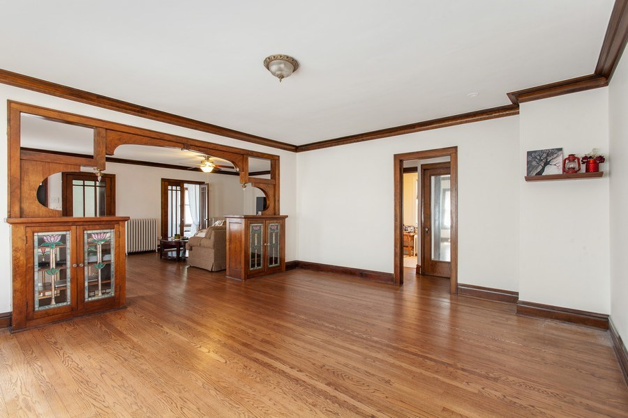 Real Estate Photography - 244 Des Plaines Ave, Forest Park, IL, 60130 - Dining Room