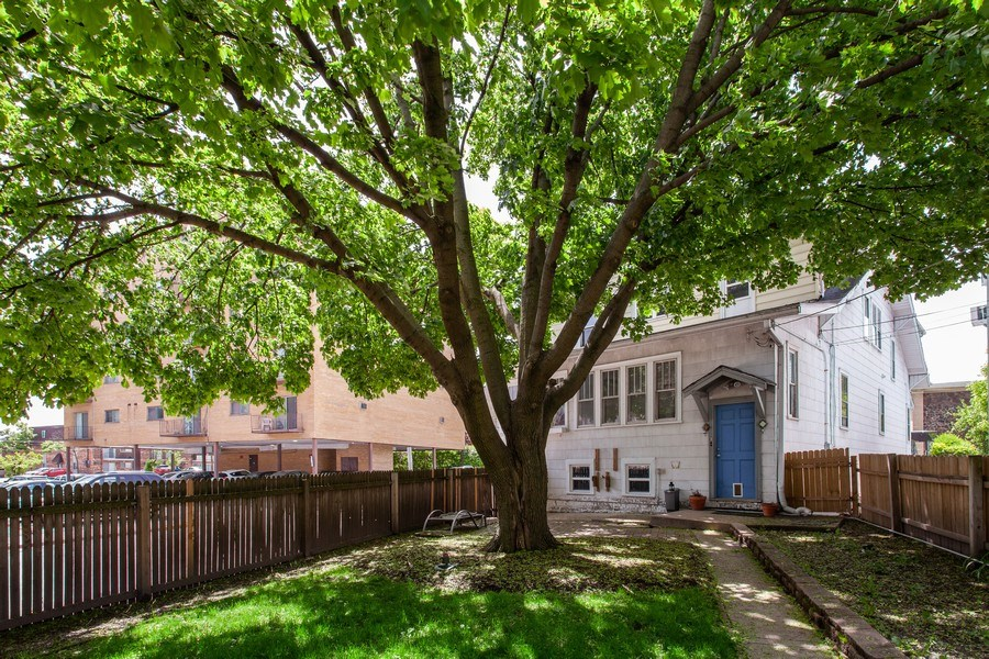 Real Estate Photography - 244 Des Plaines Ave, Forest Park, IL, 60130 - Rear View