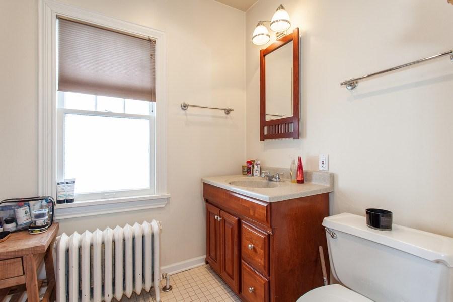Real Estate Photography - 244 Des Plaines Ave, Forest Park, IL, 60130 - 2nd Bathroom