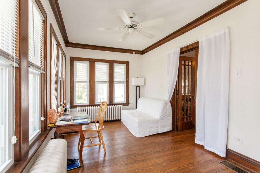 Real Estate Photography - 244 Des Plaines Ave, Forest Park, IL, 60130 - Sun Room