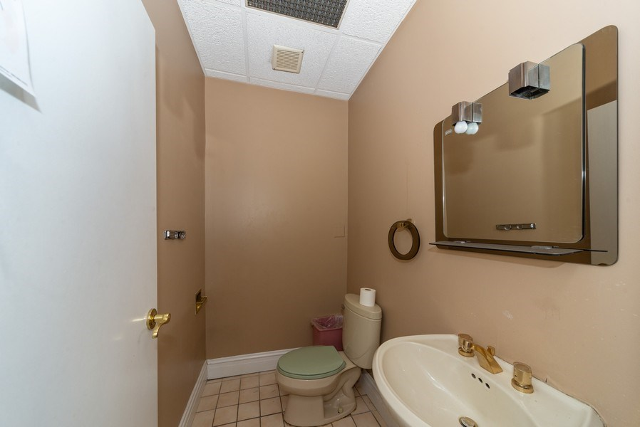 Real Estate Photography - 7717 West Belmont Ave, Elmwood Park, IL, 60707 - Bathroom