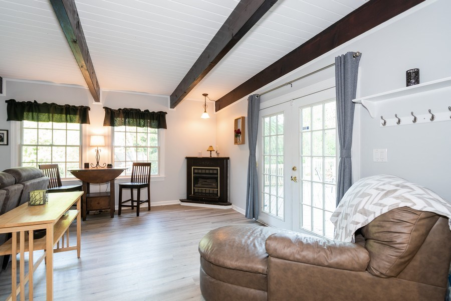 Real Estate Photography - 5N327 Martingale Drive, Bartlett, IL, 60103 - Living Room
