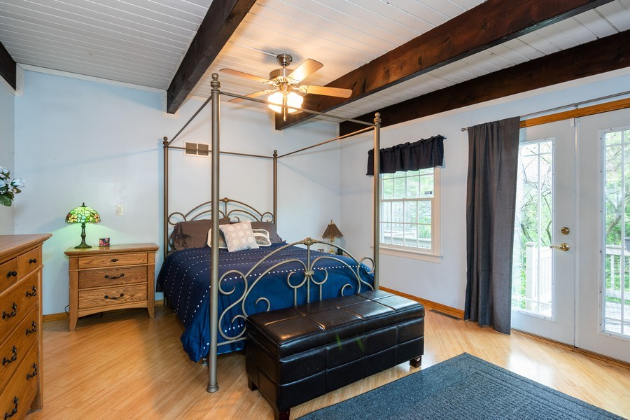 Real Estate Photography - 5N327 Martingale Drive, Bartlett, IL, 60103 - Master Bedroom