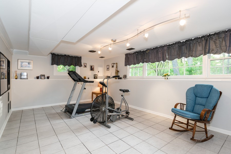 Real Estate Photography - 5N327 Martingale Drive, Bartlett, IL, 60103 - Family Room