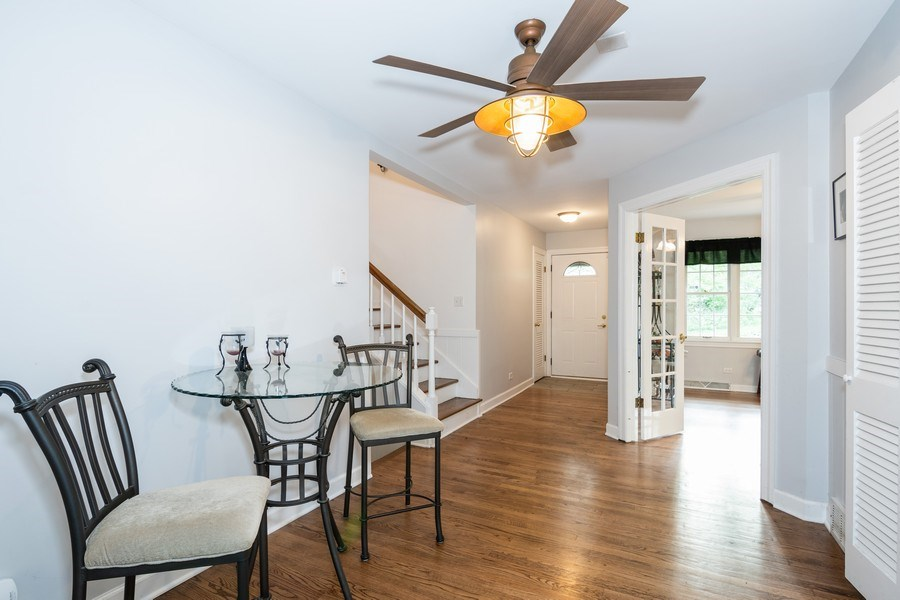 Real Estate Photography - 5N327 Martingale Drive, Bartlett, IL, 60103 - Dining Area