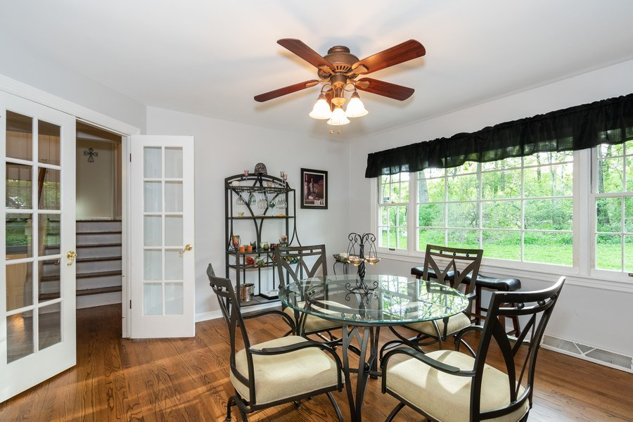Real Estate Photography - 5N327 Martingale Drive, Bartlett, IL, 60103 - Dining Room